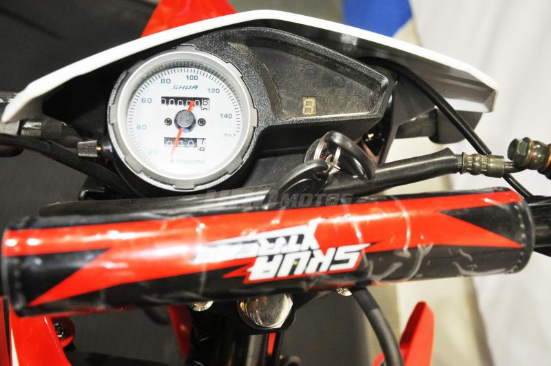 Moto Motomel Skua 125 Xtreme linea 2019