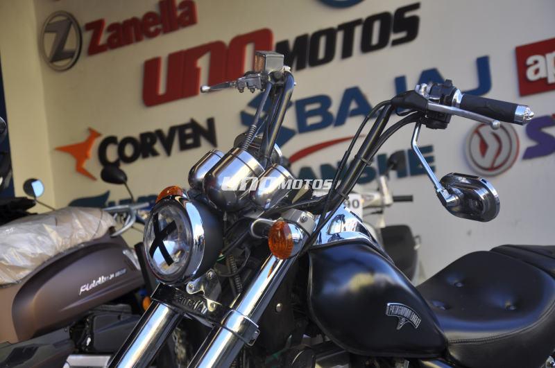 Moto Zanella PATAGONIAN EAGLE 150 USADA 2017 CON 15564KM INT 17298