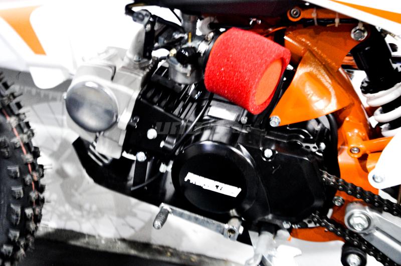 Moto Pro Factory KRF 125cc Cross Competicion