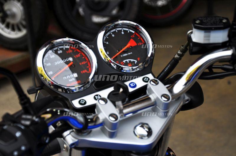 Moto Suzuki EN 125 2A Linea 2019