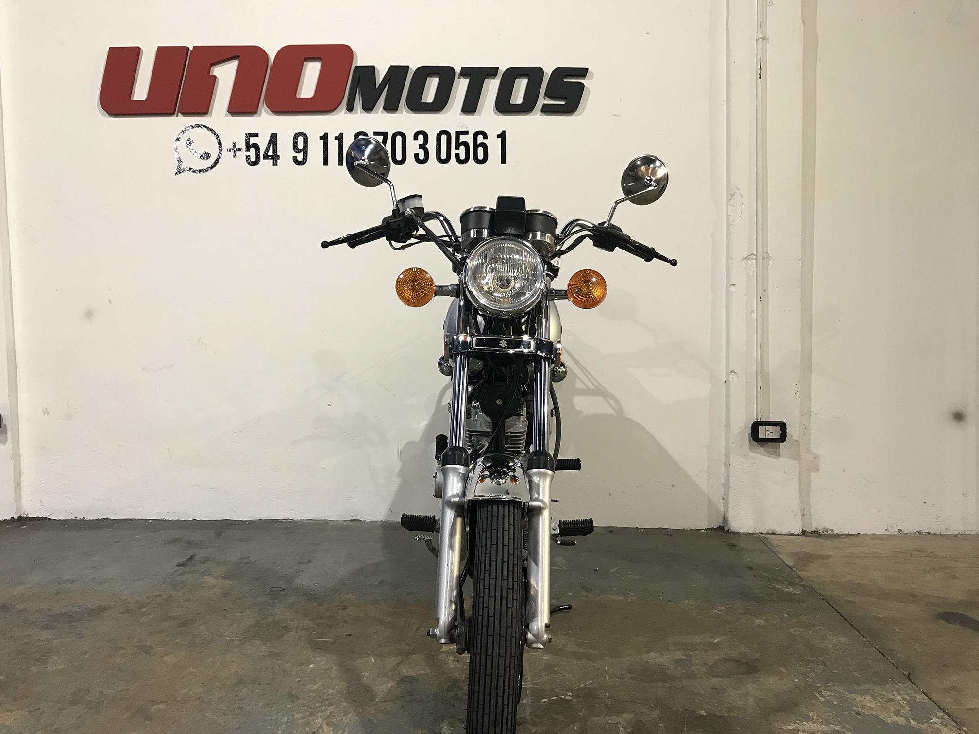 Moto Suzuki Gn 125 G usado 2016 con 3500 km INT 20517
