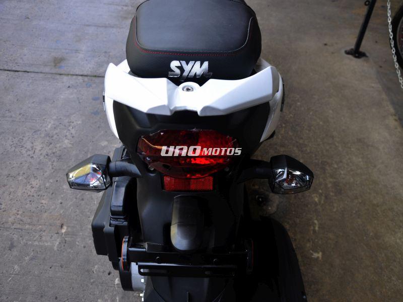 Moto Sym Crox 125