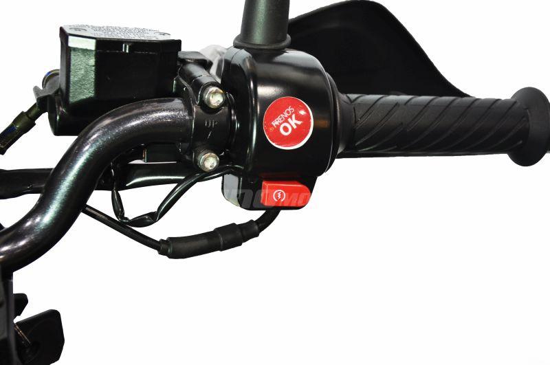 Moto Sym Crox 125cc