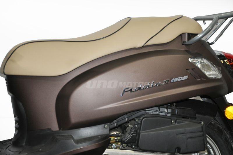 Moto Sym Fiddle II 150 S Promo Fab. 2017