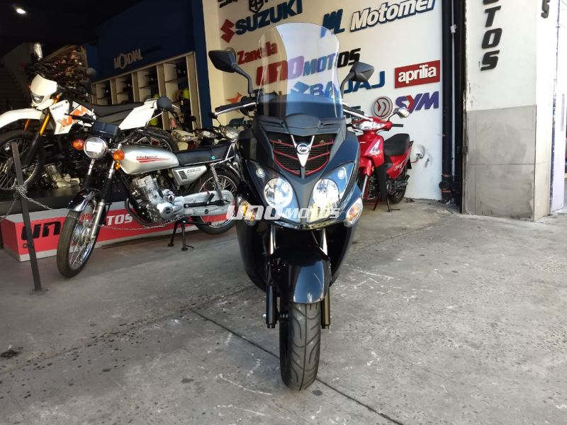 Moto Sym JoyRide 200 Usada 2017 6450KM Int 19576