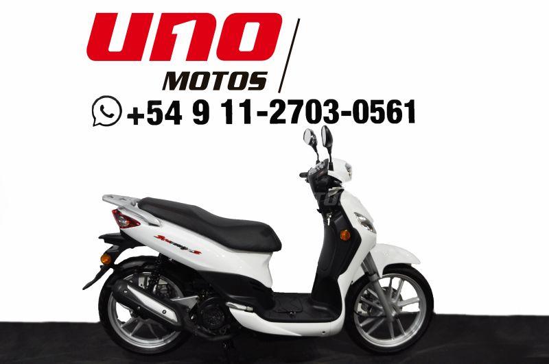Moto Sym Symphony 125