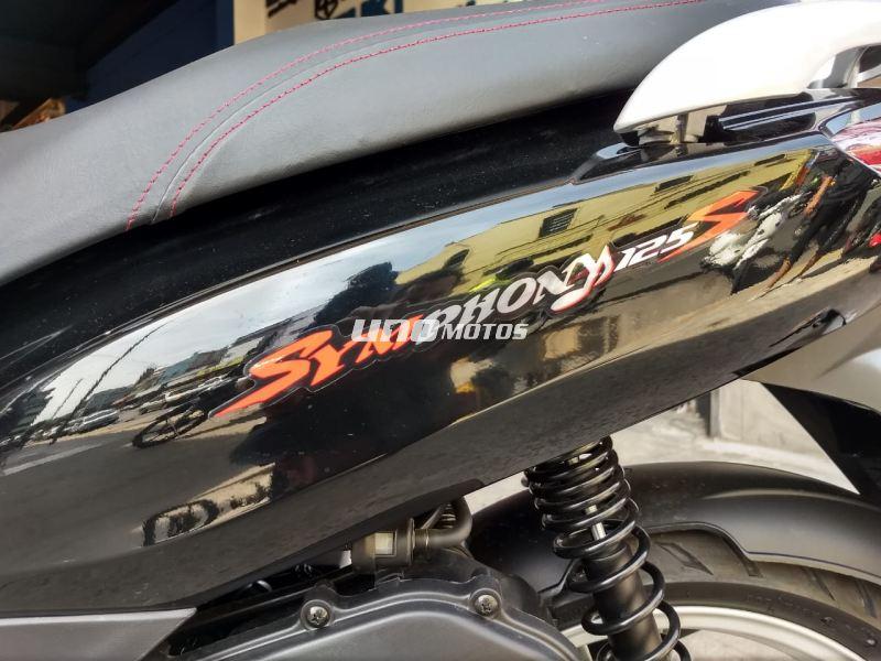 Moto Sym Symphony 125 linea 2018