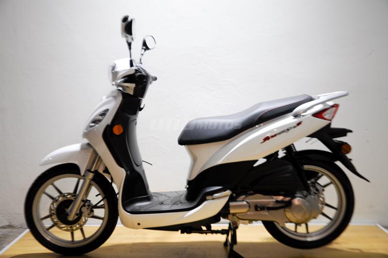 Moto Sym Symphony 125 2021