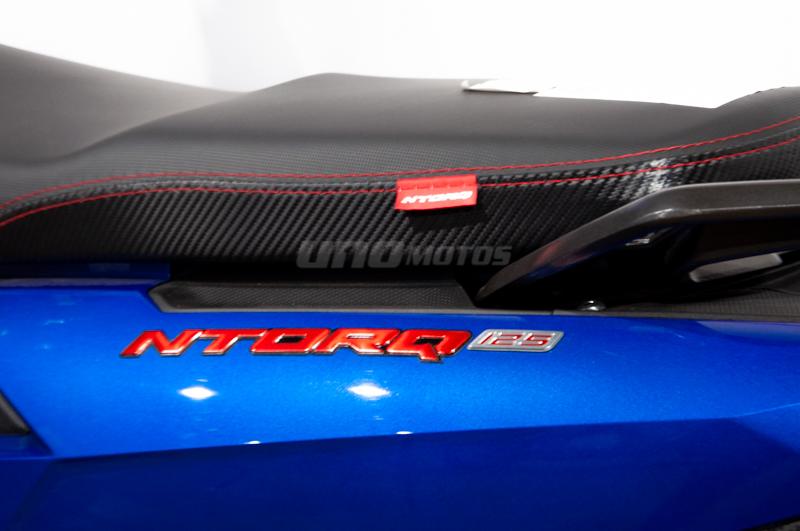 Moto TVS NTORQ 125cc 3V Scooter