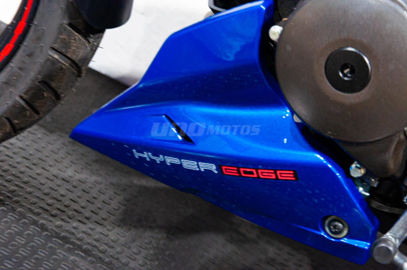 Moto TVS RTR 160 4V