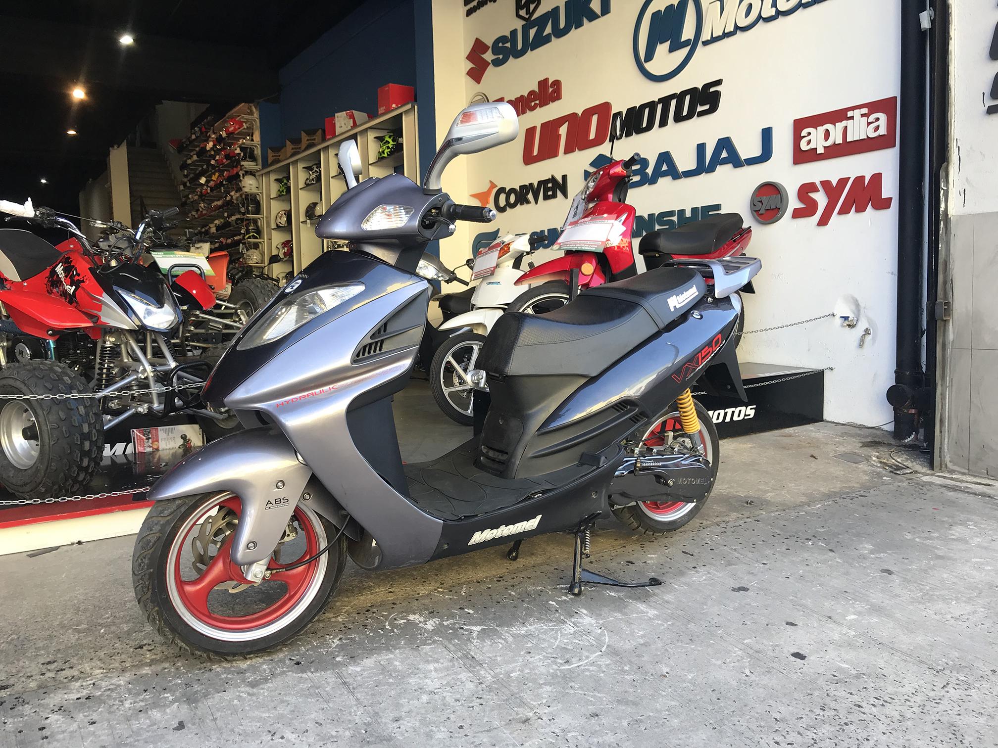 Moto Motomel Vx 150 - Promo Fab 2013