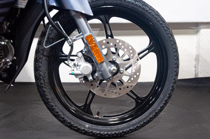 Moto Yamaha Crypton 110 Linea 2020