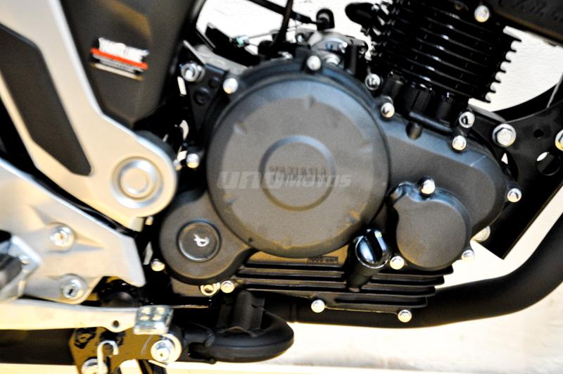 Moto Yamaha FZ 16 Fi linea 2021