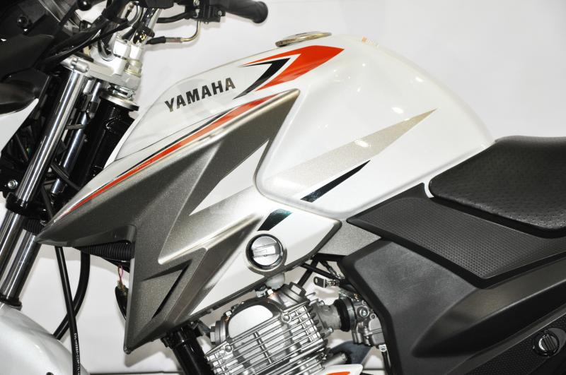 Moto Yamaha YBR 125 Z linea 2019