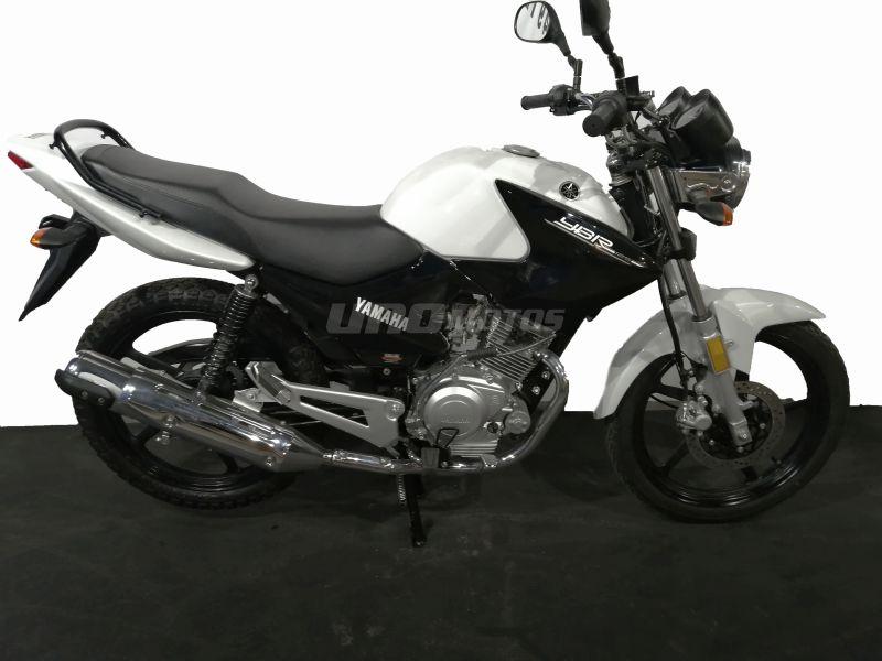 Moto Yamaha Ybr 125 ed usada 2019 con 100km con int 24858