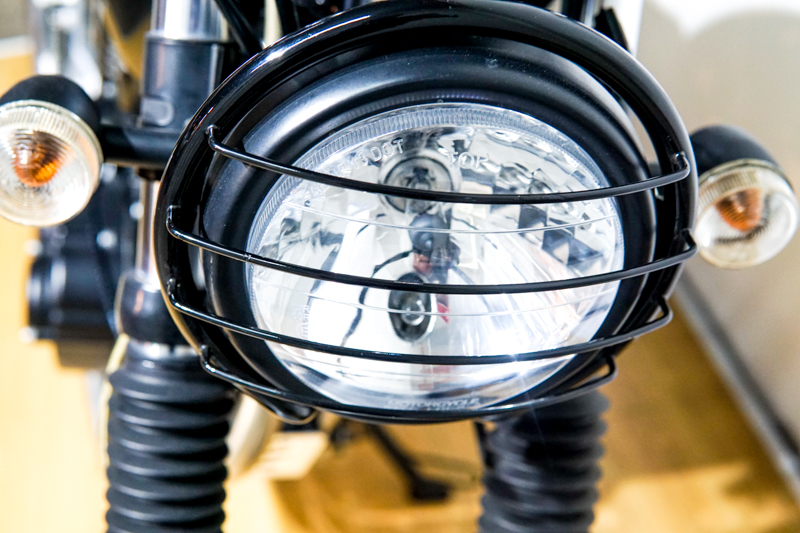 Moto Zanella Ceccato V250 I 2020