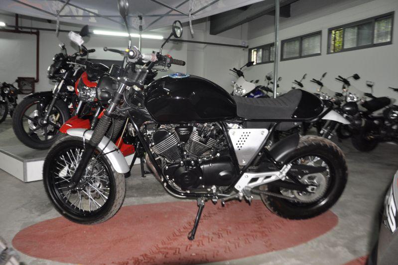 Moto Zanella Ceccato V250 I 2019