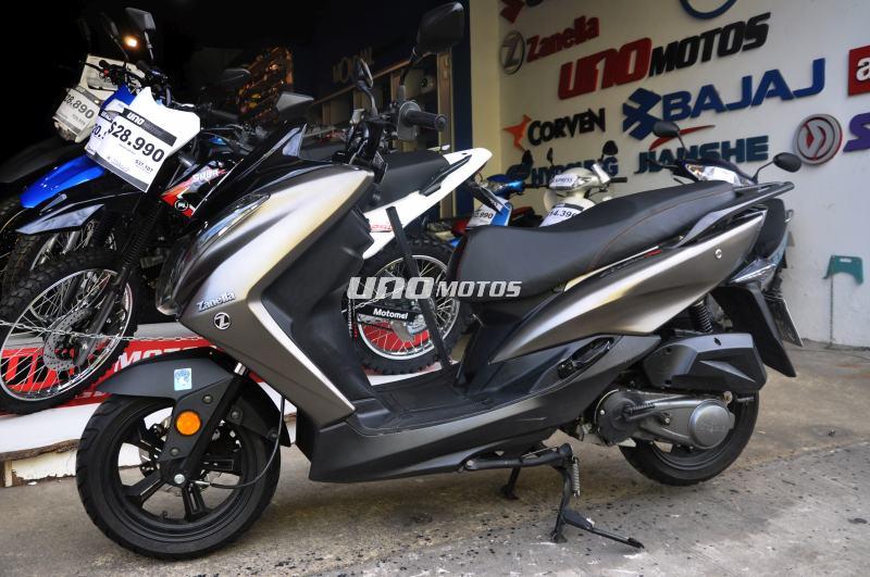 Zanella CRUISER X 150 USADA 2017 con 4888km INT 17439