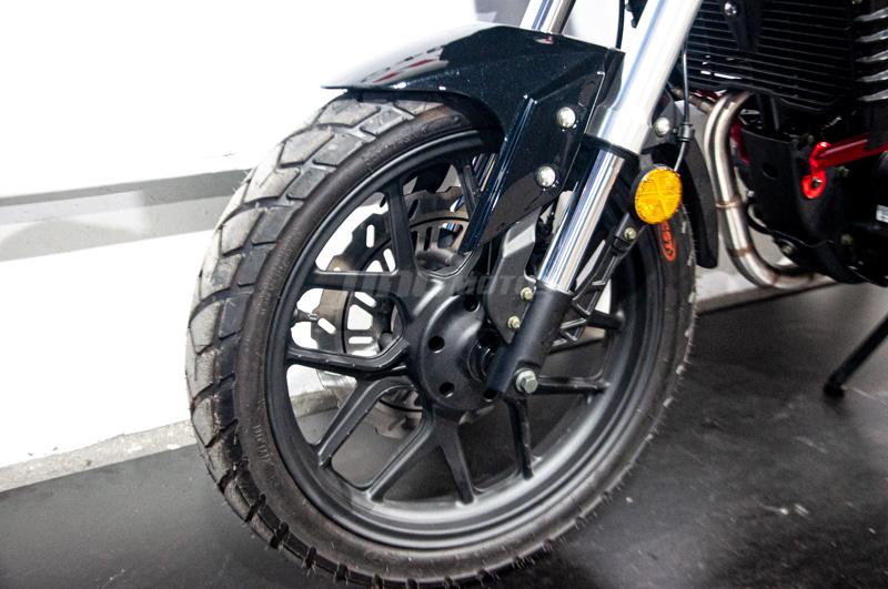 Moto Zanella GT 200cc Inyeccion