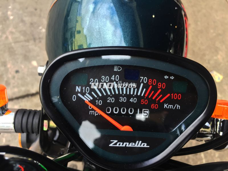 Moto Zanella Hot 90 G2 Rod. 10