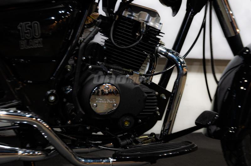 Moto Zanella Patagonian Eagle 150 Black 2020