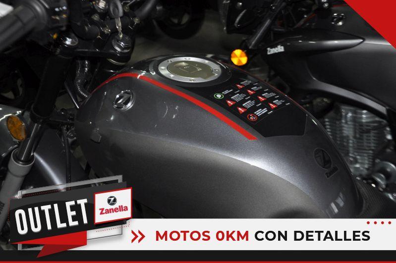 Moto Zanella Rx 150 Z6 ghost 2018 Outlet Z