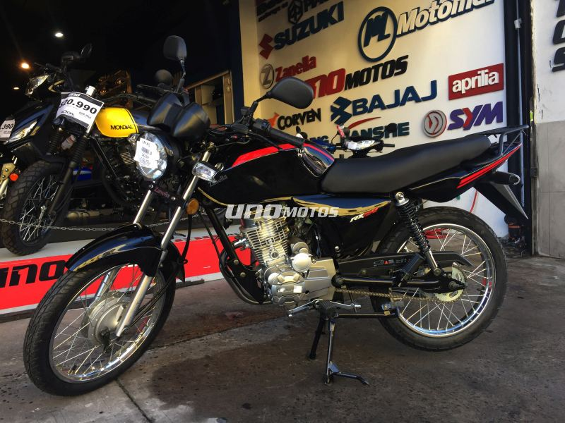 Moto Zanella RX 150 Z7 Base