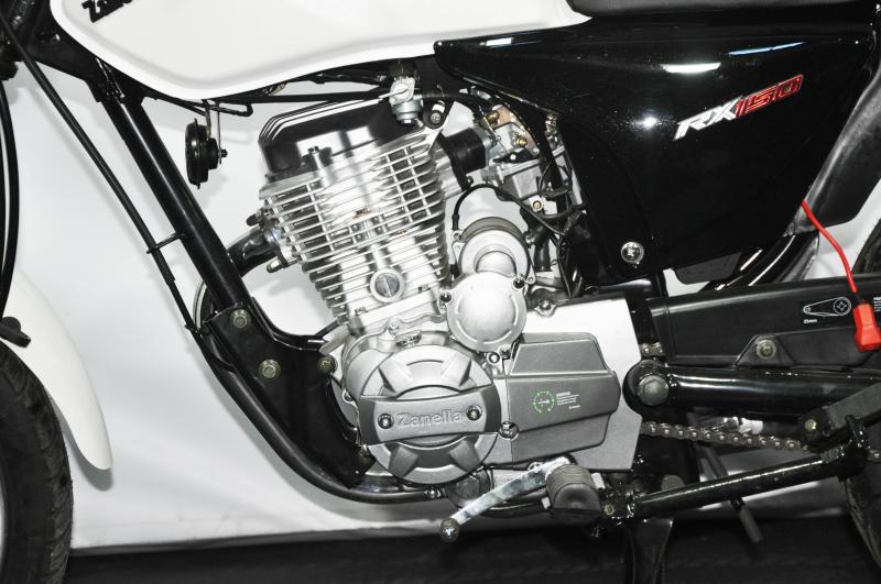 Moto Zanella RX 150 Z7 Base 2019