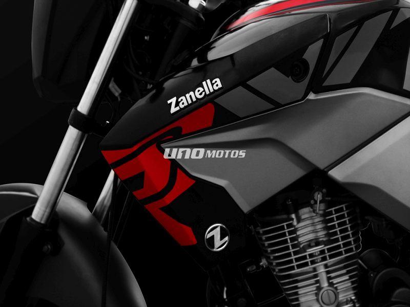 Moto Zanella Rx 1 150