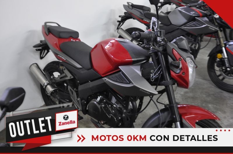 Moto Zanella Zanella Rx 200 Naked 2013 Outlet Z