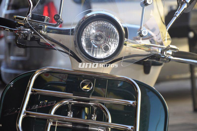 Moto Zanella MOD 150 Vespa New
