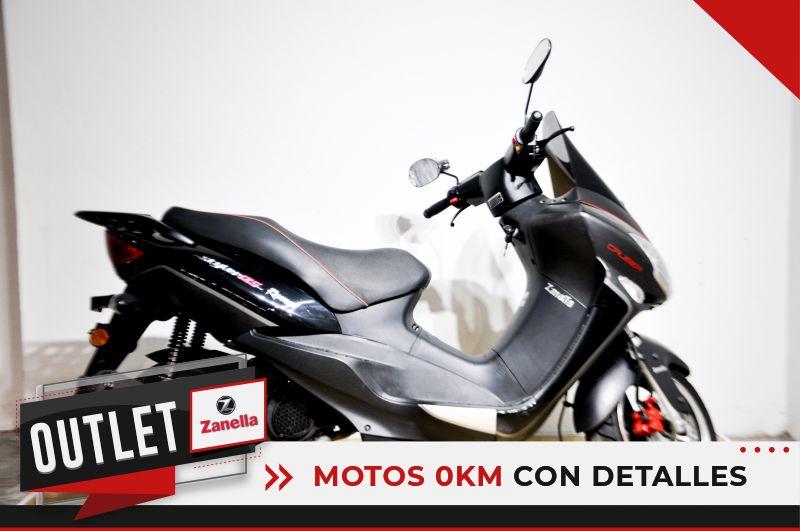 Moto Zanella Styler 125 Cruiser 2010 Outlet Z