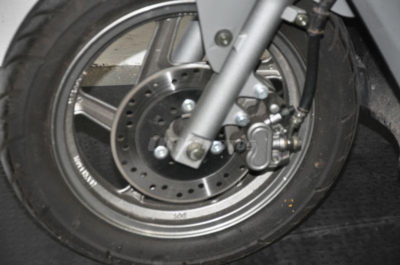 Moto Zanella Styler 150 RT USADA 2017 con 805 KM INT: 21981