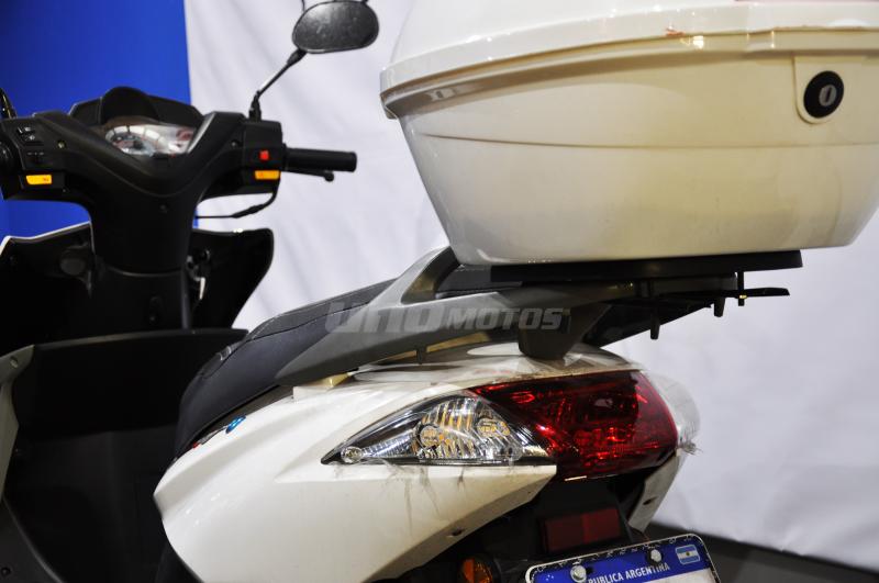 Moto Zanella STYLER 150 RT USADA 2018 CON 3000KM, INT 21721