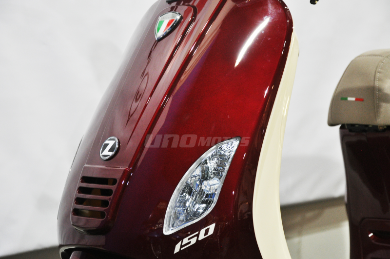 Moto Zanella Styler 150 Exclusive Z3 linea 2017