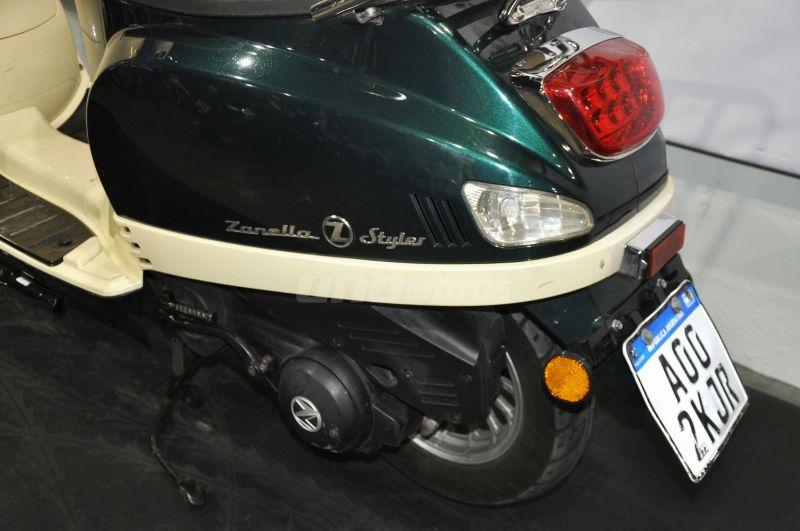 Moto Zanella Styler 150 Z3 Usada 2016 INT 21932con 2800 km