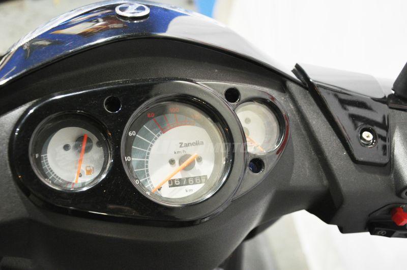 Moto Zanella STYLER 150 r16 2016 CON 6716KM USADA, INT 21953