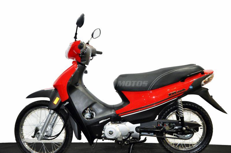 Moto Zanella ZB 110 Z1 Base 2020