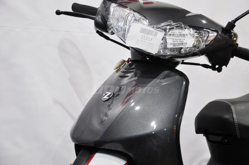 Moto Zanella ZB 110 Z1 Full 2019