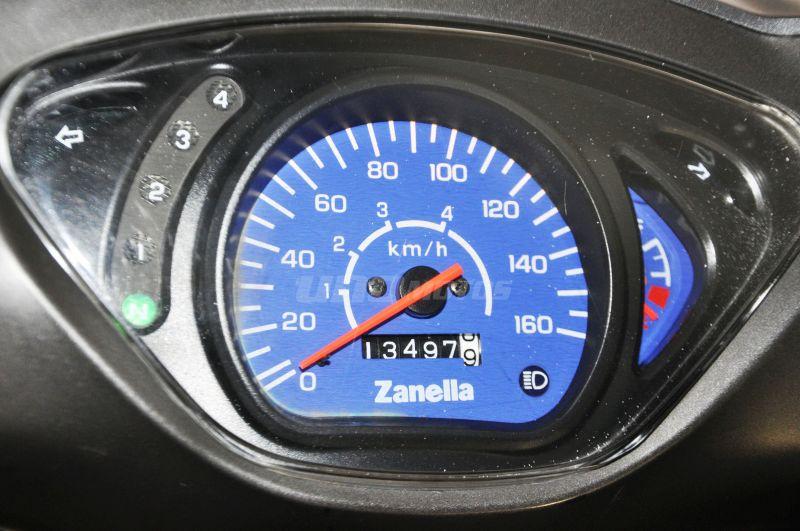 Moto Zanella zb 110 full usada 2018 con 13500km int 23020