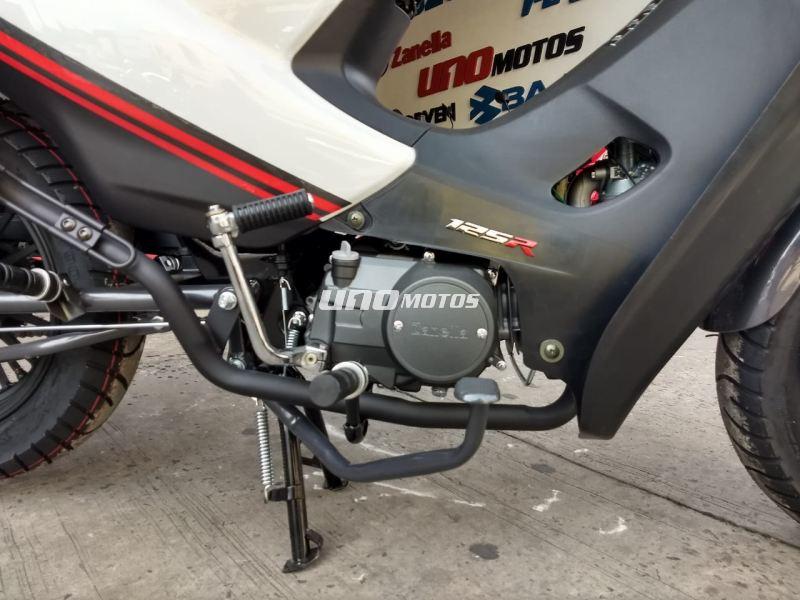 Moto Zanella ZB 125 R / R