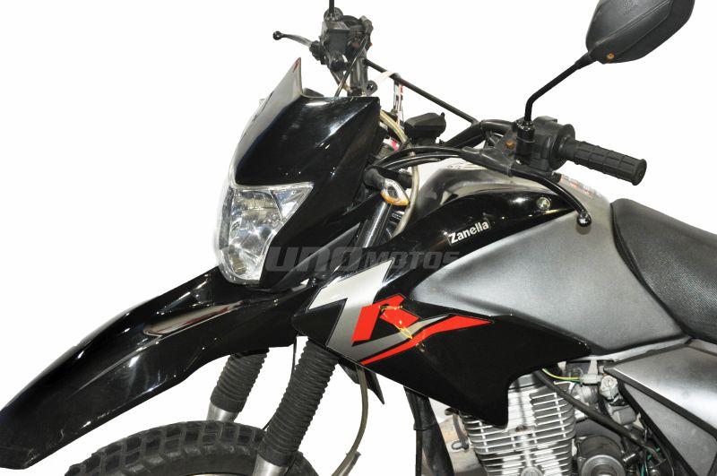 Moto Zanella ZR 150 LT Disco