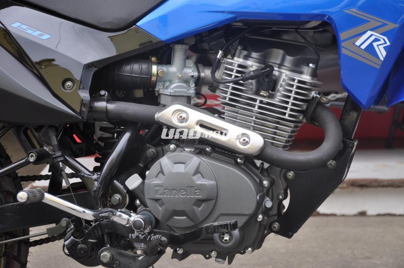Moto Zanella ZR 150 LT Tambor