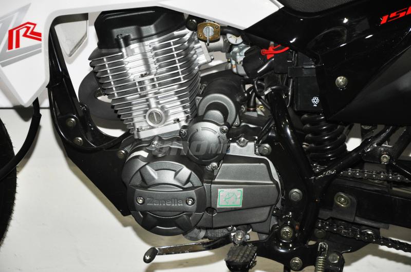 Moto Zanella Zr 150 lt 2018 con 600 km, INT 21264