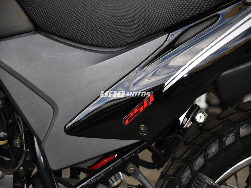 Moto Zanella ZR 250 LT Enduro - Outlet