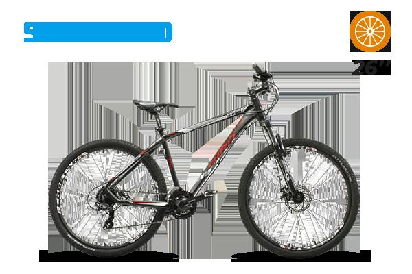 Bicicleta Fire Bird Vanguard 500 R26 21V BIN19288 (1) [M2908]