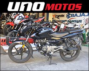 Rouser 135 LS Usada 2015 con 9860 Km Int. 13896