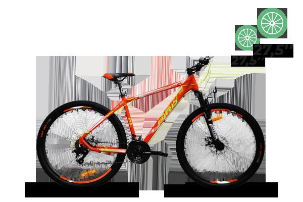 Bicicleta MTB 27.5 Ltwoo BIN27.5  (5) [M2809]