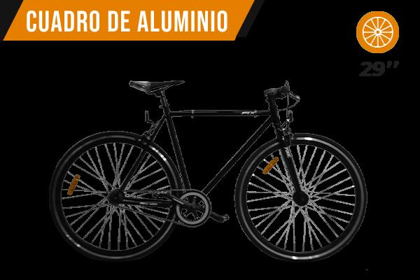 Bicicleta FIX 700C Aluminio (1) [M2863]