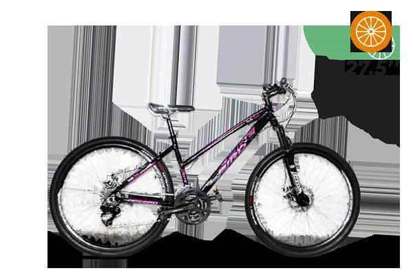 Bicicleta MTB 27.5 Lady Tour Ltwoo BIN27.5 SUB (4) [M2849]